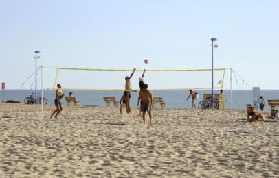 Beach Volley cap 33 - Vendays-Montalivet - Médoc Atlantique
