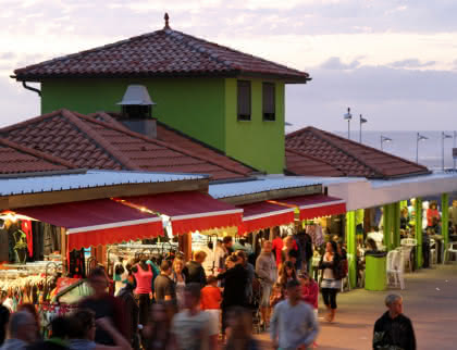 Boutique et commerces Lacanau