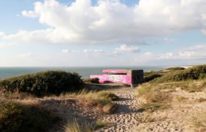 Bunker-soulac-Médoc-atlantique