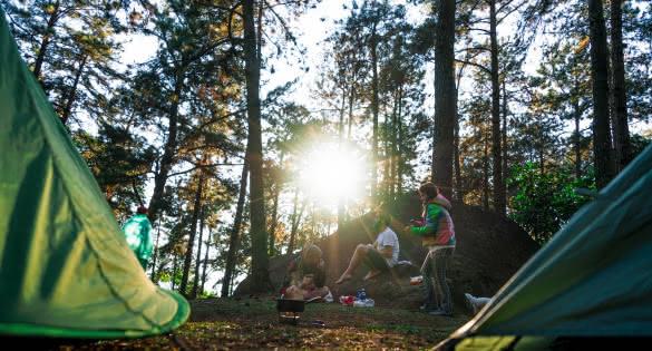 camping - Hébergements Médoc