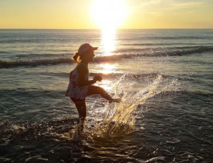 Coucher de soleil Montalivet - © Médoc Atlantique (13)