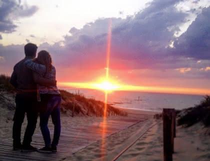 Coucher de soleil Soulac - © Médoc Atlantique (8)
