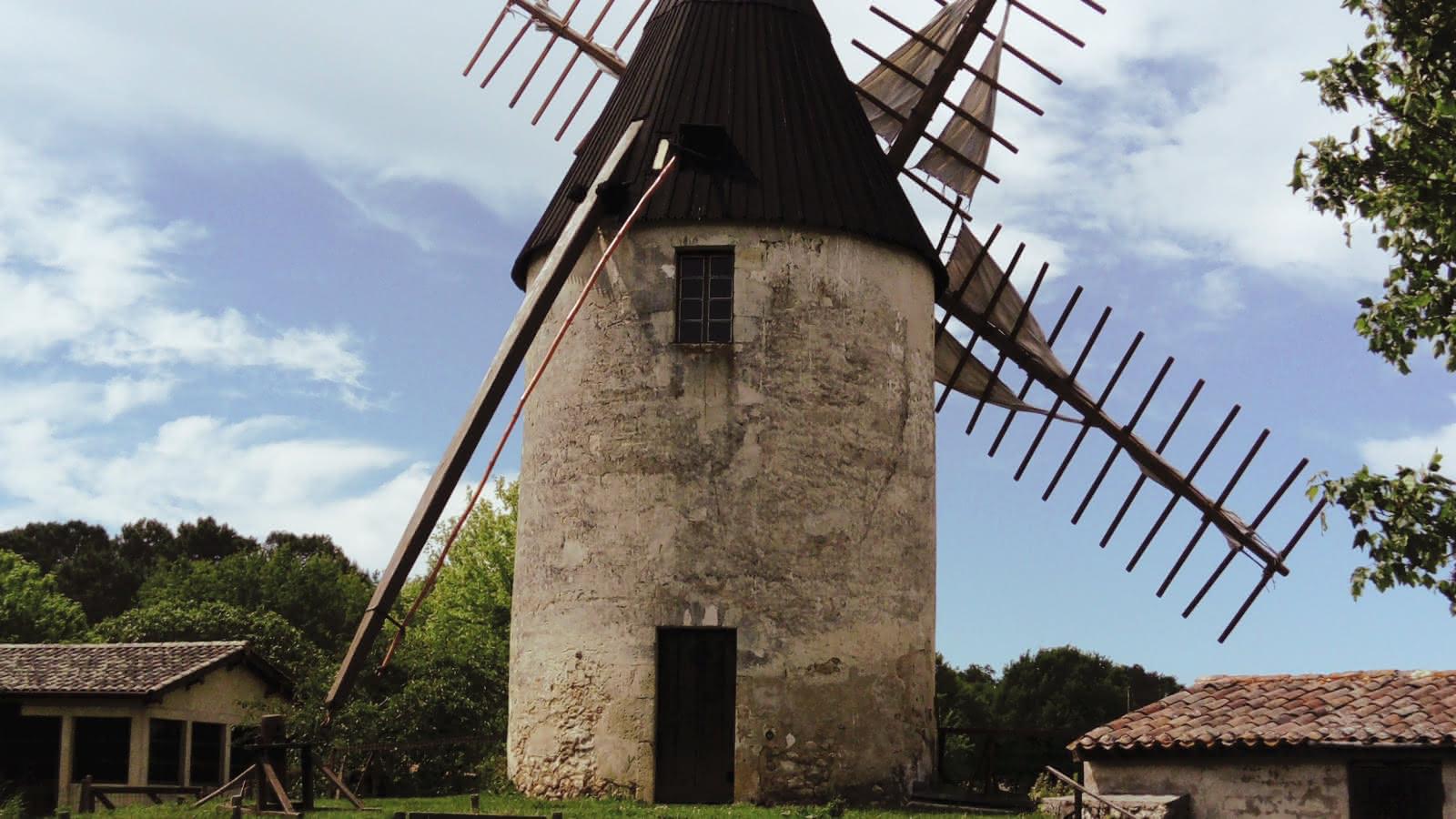Moulin Vensac - Médoc Atlantique