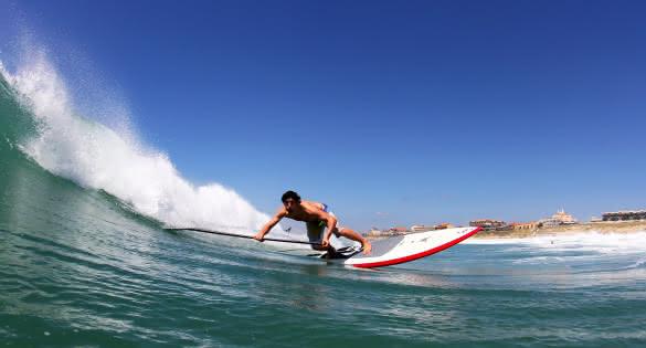 © Djé - 1 moment 1 image Apprendre le surf