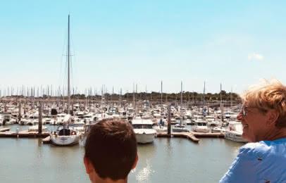 Vacances famille le verdon sur mer