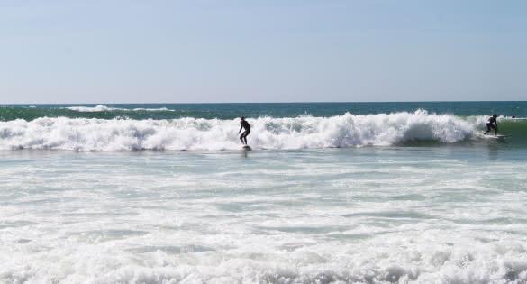 Apprendre à surfer Lacanau