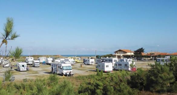 Aires de camping car