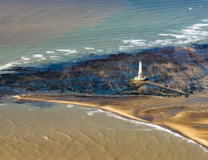 Visites et patrimoine - phare de Cordouan - Médoc Atlantique