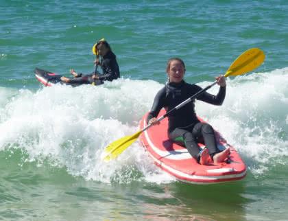 Activités nautiques - waveski
