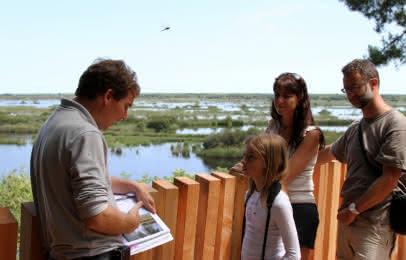 Réserve naturelle de l'étang de cousseau -© Djé - 1 moment 1 image Visites et patrimoine