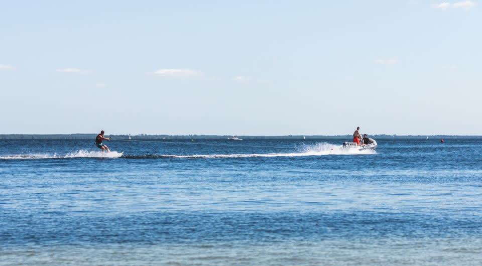 Ski nautique lacanau