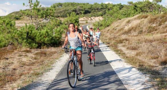 Vélo Soulac - Médoc Atlantique - Activité de plein air