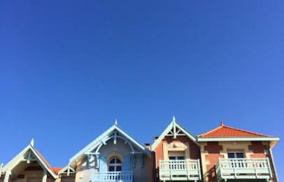 Villa Soulacaise front de mer
