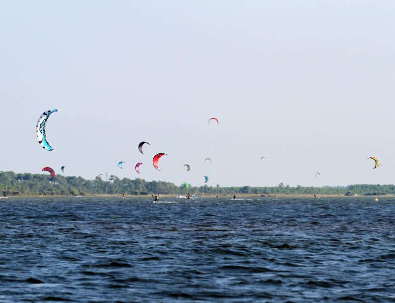 Kitesurf Hourtin