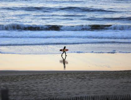 Apprendre le surf Lacanau