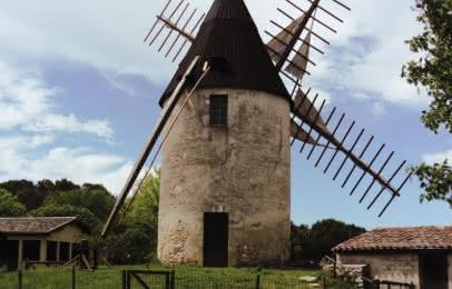 Moulin de Vensac - © Médoc Atlantique