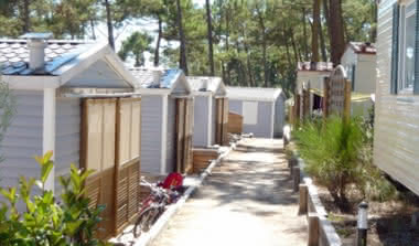Camping Airotel de l'Océan Lacanau Océan
