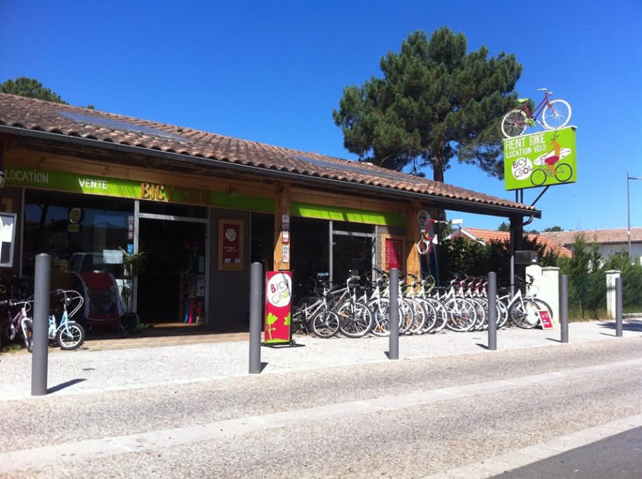 Location vélo-Bicycool-Carcans