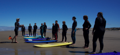 Ulmo Surf school1