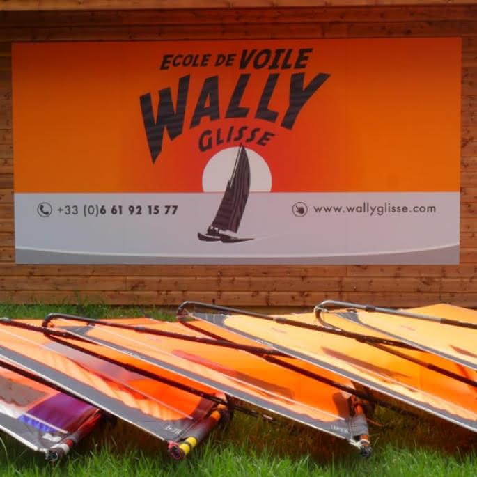 Wally Glisse - Ecole de voile 3