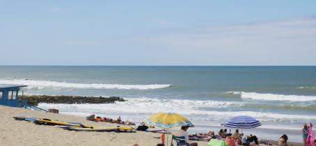 Plage nord © Médoc Atlantique