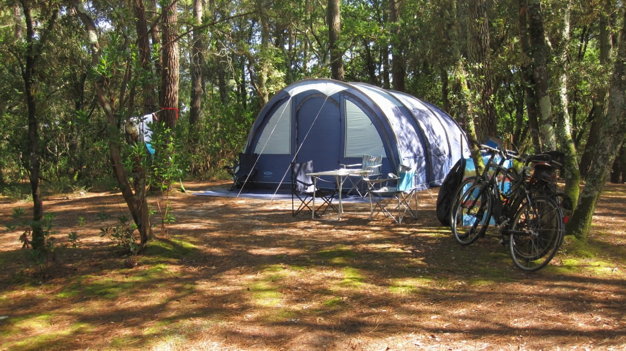 camping lacanau l ermitage