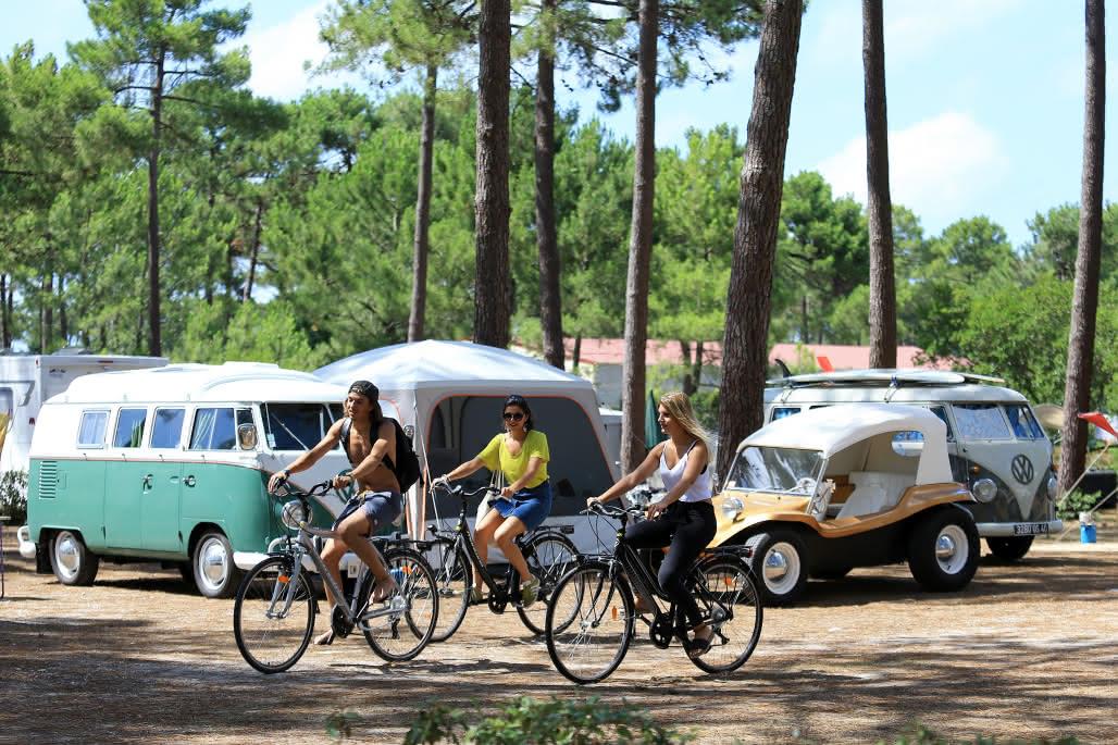 Camping Campéole Médoc-Plage | Médoc Atlantique