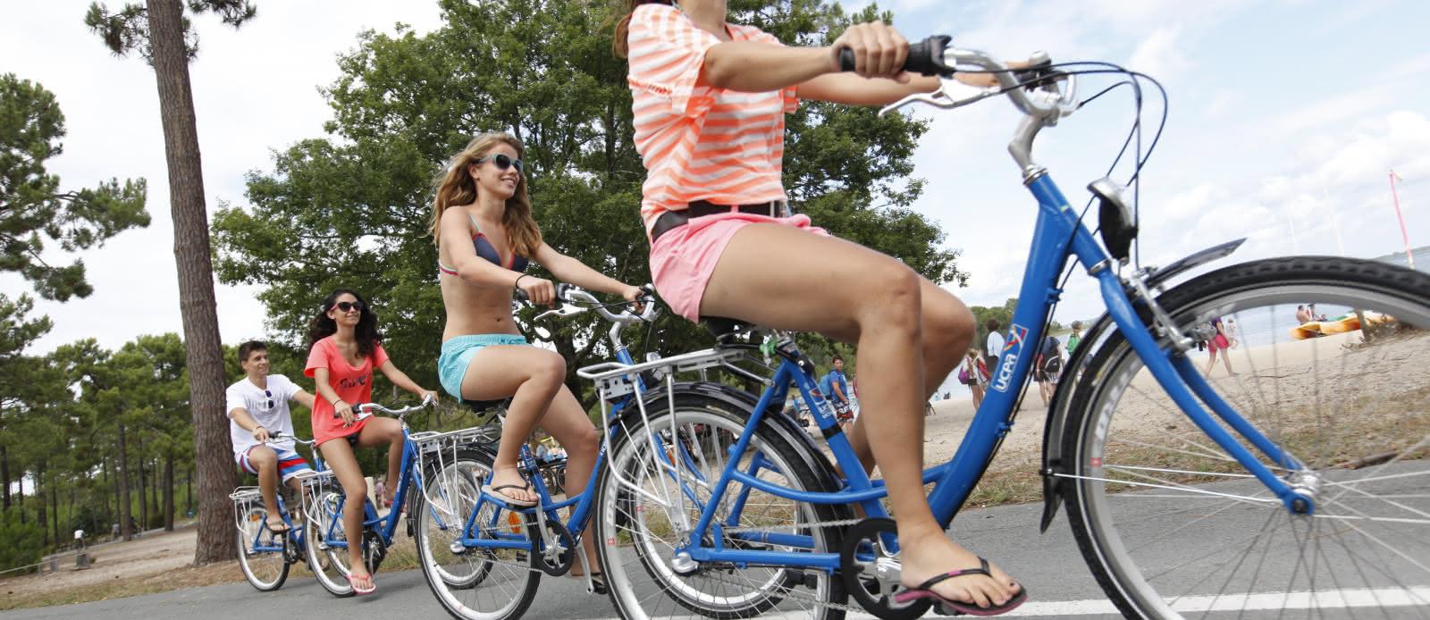 Activité de Plein Air UCAP Location Vélo