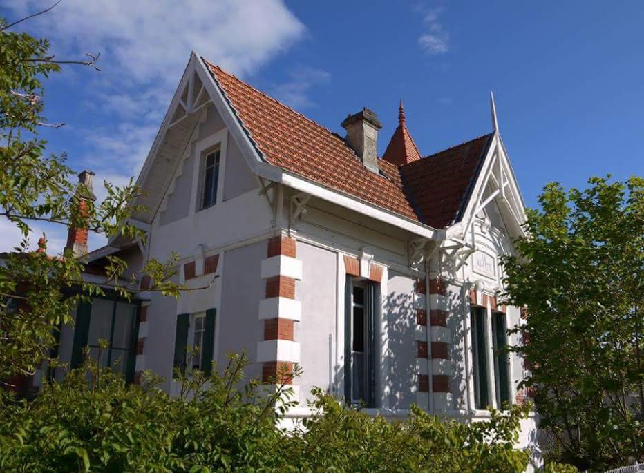 photo guide Villa La Mascotte soulac