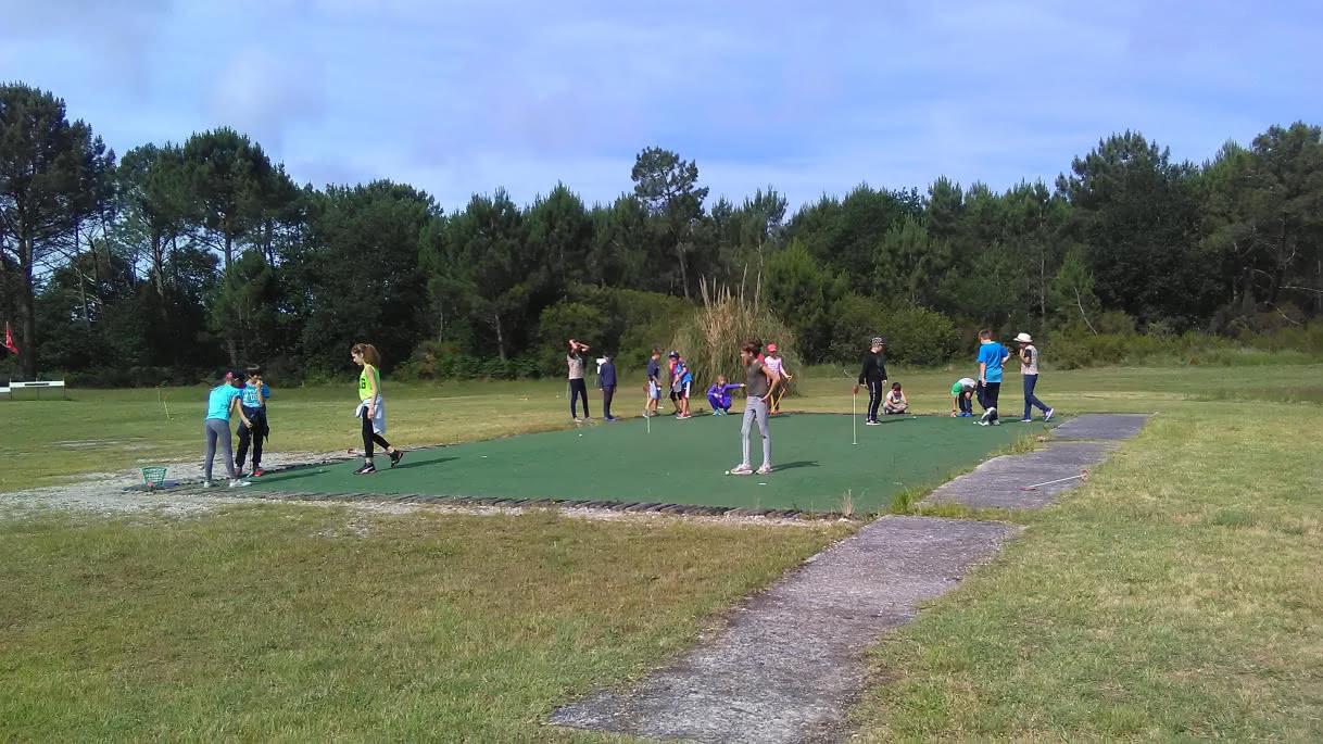 Le Balata Golf Practice