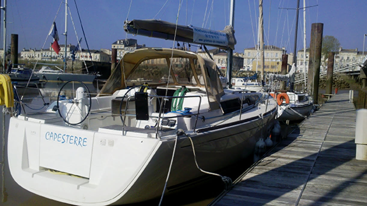 Le Verdon-sur-Mer - La Galantaise de croisières2
