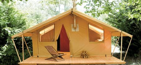 Camping-Lodging du lac- Lacanau-cabatente