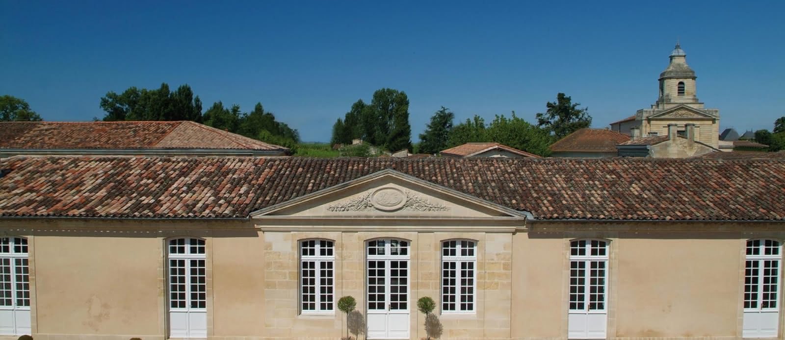 Cantenac - Château Desmirail2