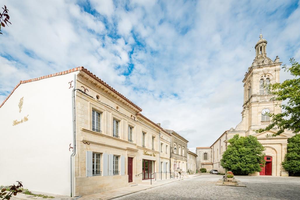 Maison du vin de Saint-Estèphe 2