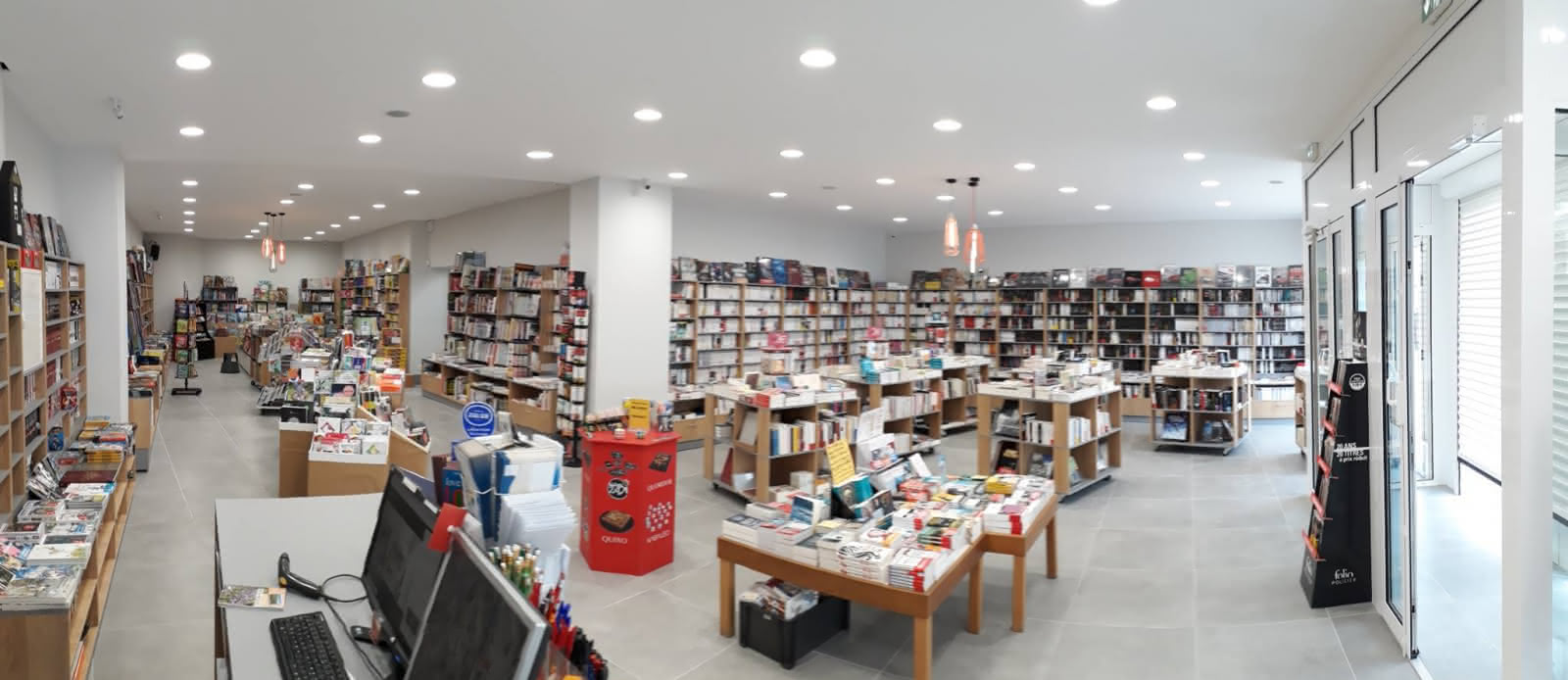 Librairie L'Oncle Tome