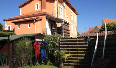 Villa Zénith Hostel la Surf House8