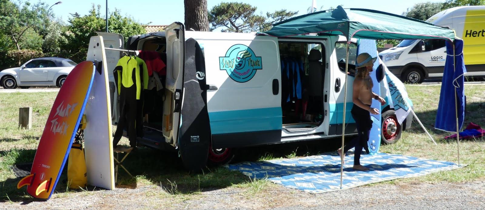 Tombottom Surf Truck 1