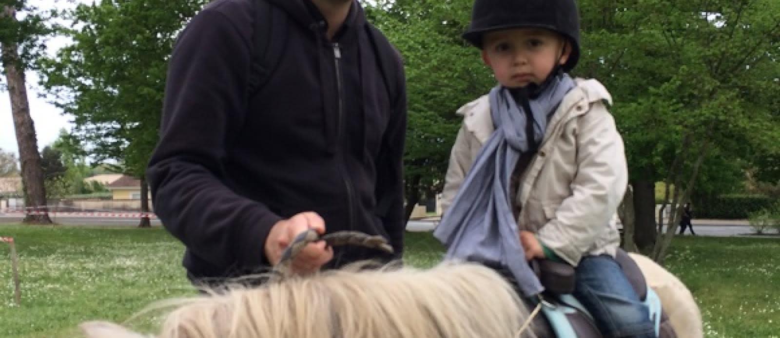 le poney Lormontais5