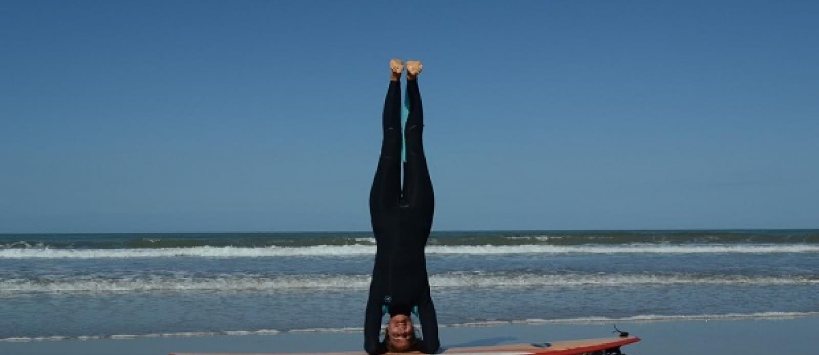 Yoga & Surf pour femmes