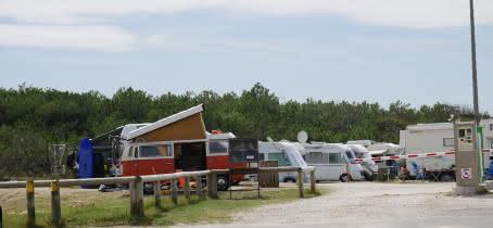 Montalivet-aire de Camping Car