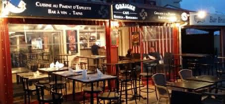 Restaurant Obaïona Café Lacanau Océan