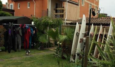 Villa Zénith Hostel la Surf House4