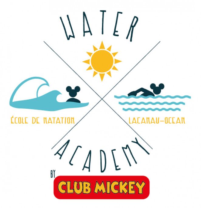 Water Academy Club Mickey