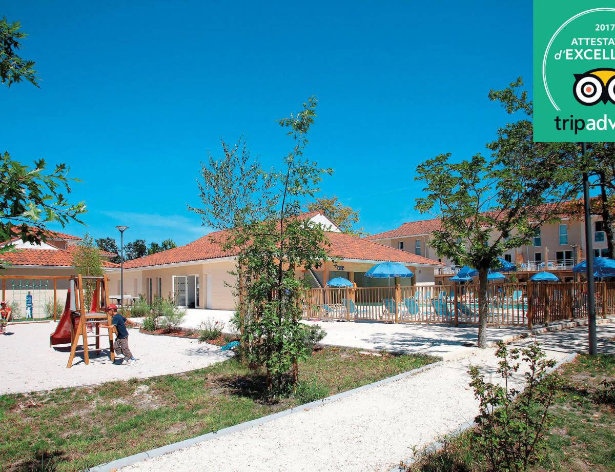Odalys Vacances - Résidence Le Petit Pont 1