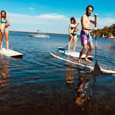 Evolution 2 Lacanau Stand'Up Paddle school 1