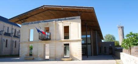 Mairie de Carcans