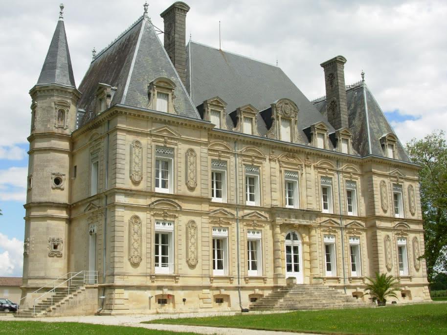 Chateau Rousseau de Sipian