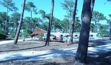 Village de toiles Archipel 9